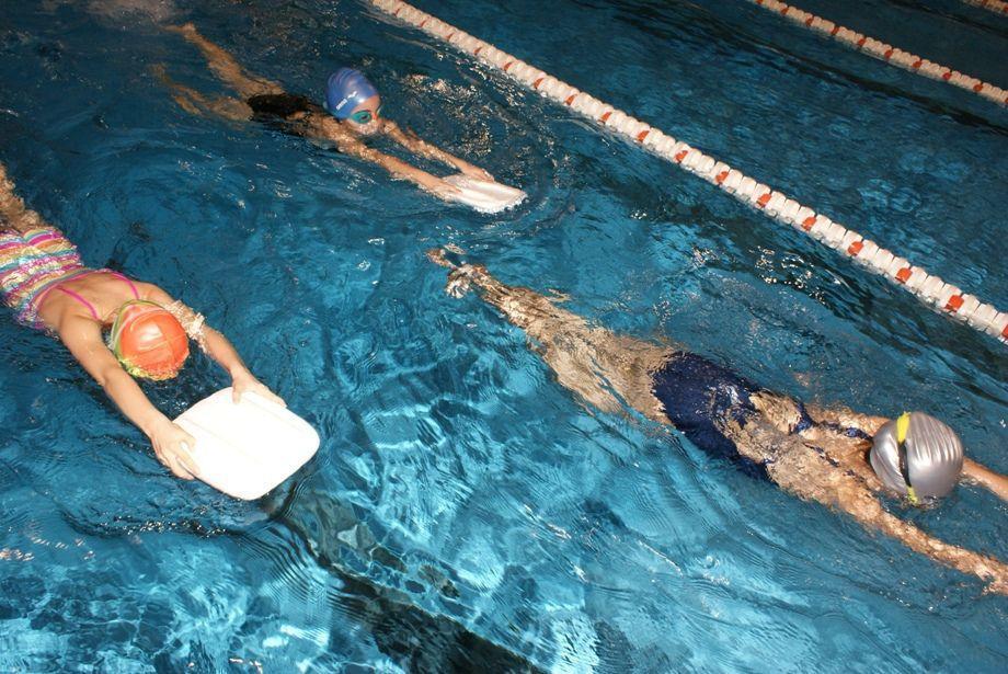 zajęcia z pływania